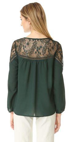 BB Dakota Ormond Lace Top | SHOPBOP
