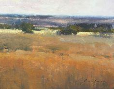 """Sheridan View by Simon Addyman Oil ~ 8"""" x 10"""""""