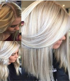 The Warm to Cool Blonde Hair Color Hacks Every Colorist Should Know - Hair Color - Modern Salon