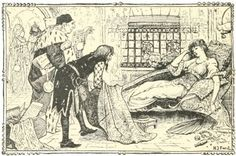 Prince Vivien and the Princess Placida - The Green Fairy Book by Andrew Lang, 1892