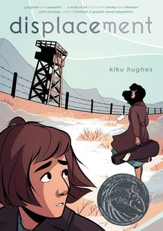 (Grades 7+) Kiku, a teenager in contemporary San Francisco, travels back in time to witness her grandmother's harrowing confinement in a Japanese-American internment camp. Kiko is stuck there too, and her growing understanding of the fear, privations, and community in the camp are brought to life in the fine-lined artwork of this graphic novel.