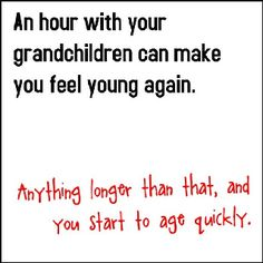 funny grandchildren quotes
