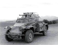 Leichte Panzerspähwagen 2cm Sd.Kfz 222