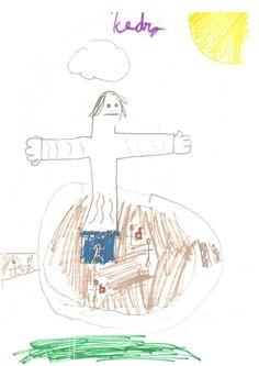 Corcovado por uma criança de 8 anos