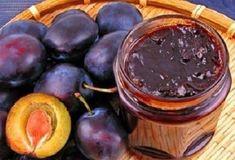 Ароматное сливовое варенье по-грузински. Так и манит ароматом корицы и орехов, напоминает конфетку - Jemchyjinka.ru