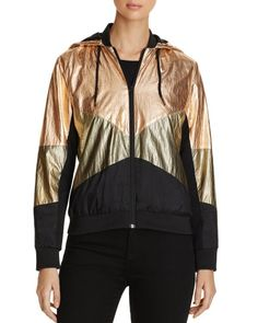 Scotch & Soda Lightweight Metallic Jacket