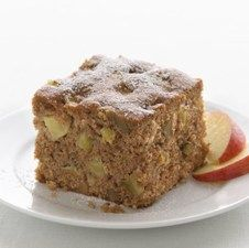 Fresh Apple Cake (sub Splenda for the sugar, apple sauce for the oil and use all whole wheat flour to make even healthier)