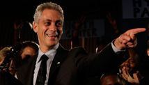 """Open Profanity: Rahm Emanuel  1998, 2010, etc.: Where to begin?  Then-White House aide Emanuel warned Prime Minister Tony Blair, """"don't f--- it up,"""" referring to the British leader's February 5, 1998, visit to the White House, according to Foreign Policy magazine's Passport blog.  The meeting came during the height of the Monica Lewinsky scandal.tzleft.emanuel.jpg"""