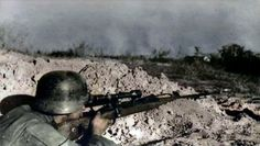 German sniper near Stalingrad 1942.  I used to have one of those rifles, given to me by my father.