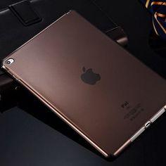Apple iPad 5/6 / iPad Air//Air2 TPU Soft Case Cover Crystal Clear Transparent