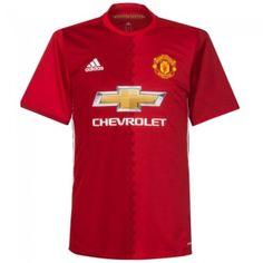 f0f599b0708 Manchester United Champions League Red Home Soccer Jersey Football Shirt  Trikot Maglia Playera De Futbol Camiseta De Futbol