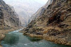 Panjshir Mountains - Panjshir Province - Afghanistan