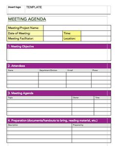 Meeting Notes Template   Metal Shelf    Notes