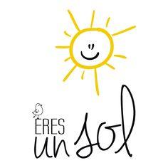 Vinilos Decorativos Frases Paredes Eres Un Sol