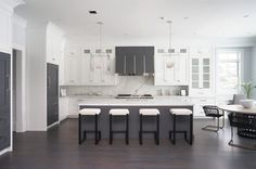 30 Sleek Contemporary Kitchens - Journal