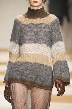 Kristina Ti at Milan Fashion Week Fall 2012 - Details Runway Photos