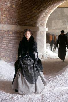Jacqueline Durran Discusses 'Anna Karenina' - Slideshow - WWD.com