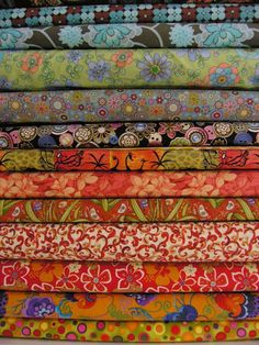 We have the best fabrics available for every kind of quilting or sewing project. These are good quality and long lasting fabrics. The variety is enough to please most quilters. #quilting #fabric #quiltfabric #fabricstash