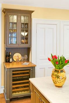 Photo: Olson Photographic/Cornerhouse Stock | thisoldhouse.com | from Built-Ins That Make Entertaining Easier