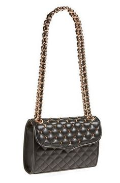 Rebecca Minkoff  Mini Quilted Affair with Studs  Shoulder Bag - Nordstrom  Bolsos Cartera ff1a95f887bcc