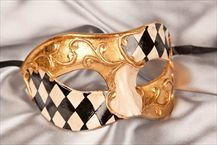 Masquerade Masks - Venetian Masks - LARGE DIAMOND