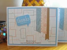 My Creations with Michelle: SOTM Blog Hop - April - Balloon Talk  {CTMH, banner}