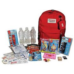 $30.99 3-Day Lite Emergency Kit – A great gift for college students. This economical 3-day kit includes the basic supplies needed in an emergency.