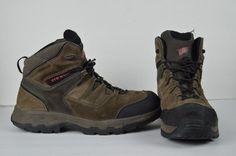 #Red #Wing #Boots #6670 #Men13EE #Brown #Waterproof #Leather & #SafetyToe #Cap #Hiker  #RedWing #HikingTrail