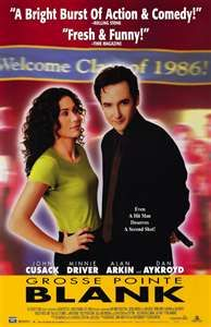 So aside from the fact that I have a TOTAL crush on John Cusack, I love this movie. Funny as heck, great action