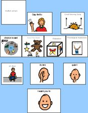 Free ready made Boardmaker boards to print and use