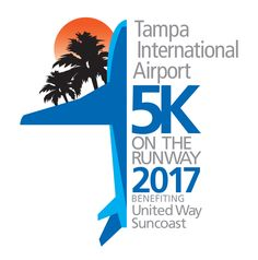 "Welcome to Tampa International Airport's 5K on the Runway.  We have reached our cruising altitude of 5 years.  As we turn off the ""fasten your shoelaces"" sign, sprint to the finish line to benefit United Way Suncoast.  This event, like no other in the Tampa Bay area, gives participants the rare opportunity to run on the airport's longest runway, Runway 1L-19R. The run benefits United Way Suncoast, an organi..."