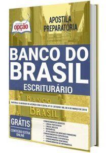 Apostila Banco Do Brasil 2020 Escriturario Pdf Em 2020