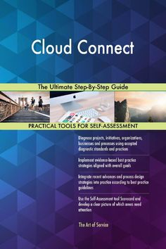 Buy or Rent Cloud Connect The Ultimate Step-By-Step Guide as an eTextbook and get instant access. With VitalSource, you can save up to compared to print. Benefits Of Cloud Computing, Self Assessment, Design Strategy, Step Guide, Textbook, Connection, Clouds, Products, Cloud Computing Benefits
