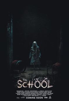 The School Film Horror Film Movie, Horrow Movies, Best Horror Movies, Classic Horror Movies, Cinema Movies, Scary Movies, Good Movies, Halloween Movies, Night Film
