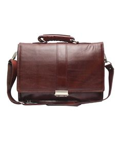Loved it: Comfort Brown Genuine Leather 14 inch Laptop Messenger Bags, http://www.snapdeal.com/product/comfort-brown-genuine-leather-14/1054522680