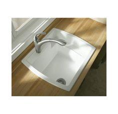 Kitchen Sink - Sterling 995, in white $161.49