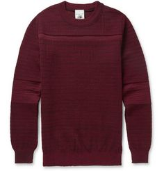 S.N.S. Herning Lure Knitted-Wool Sweater | MR PORTER