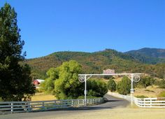 R-Ranch - Hornbrook, California