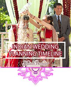 Here Is Our Final Indian Wedding Checklist To Help You With Planning