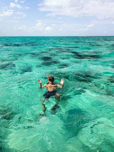 Snorkeling on Grand Cayman
