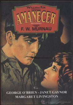 Amanecer (1927) EEUU. Dir: F. W. Murnau. Drama. Romance. Películas de culto - DVD CINE 181