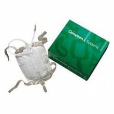 Urinary Leg Bag  - Price ( MSRP: $ 13.2Your Price: $8.77Save up to 34% ). http://www.discountmedicalsupplies.com/store/catheters-urology/leg-bags-accessories/urinary-leg-bag-conveen.html