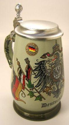(http://www.christkindl-markt.com/eagle-flag-german-beer-stein-p-3769.html)