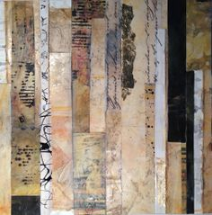 Mixed media by Ginny Vail