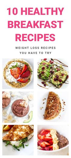 Healthy Breakfast Recipes For Weight Loss, Clean Eating Recipes, Healthy Eating, Healthy Recipes, Healthy Food, Breakfast For Kids, Breakfast Ideas, Fat Burning Foods, Fall Recipes