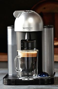love this Nespresso machine that brews espresso and coffee http://rstyle.me/n/syucsr9te