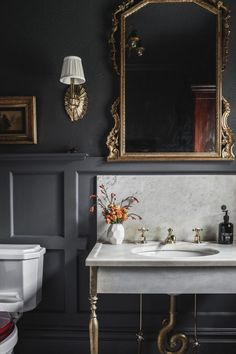 House of Brinson One Room Challenge Bathroom #interiordesignideas