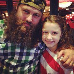 Willie & daughter Bella