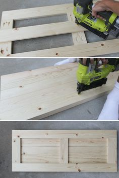 Give your home a simple and chic upgrad with these DIY Craftsman exterior shutters. We have the step-by-step tutorial. Give your home a simple and chic upgrad with these DIY Craftsman exterior shutters. We have the step-by-step tutorial. Window Shutters Exterior, Outdoor Shutters, Diy Shutters, Farmhouse Shutters, Window Awnings, Homes With Shutters, Homemade Shutters, Diy Interior Shutters, Primitive Shutters