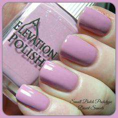 Nail of the Day: Elevation Polish SBP Desert Sunsets